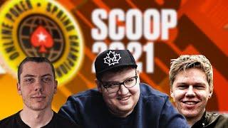 PokerNews Week in Review: SCOOP 2021 w 3 Guests!