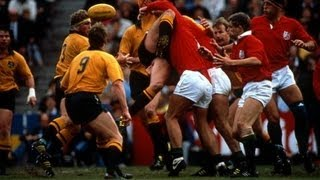 Australia vs British Irish Lions 1989 Highlights