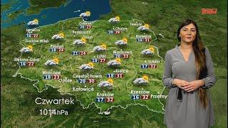 Prognoza pogody 13.06.2019