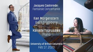 Jacques Casterede: Fantaisie Concertante