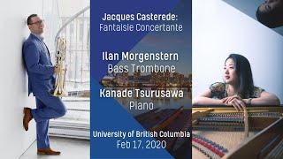 Jacques Casterede: Fantaisie Concertante
