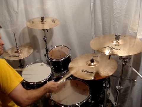 ZILDJIAN ZBT Cymbal Demo  YouTube