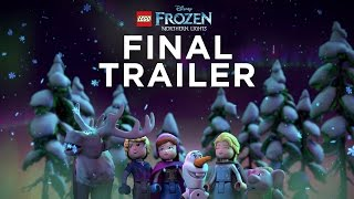 LEGO Disney Frozen Northern Lights – Final Trailer | Disney