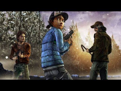 The Walking Dead Season 2 Gameplay On Android