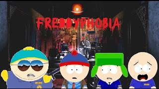 Adventures in South Park Season 1 Episode 8: Freddyphobia