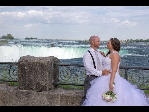 Our Wedding In Niagara