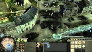 Company of Heroes Gameplay Español