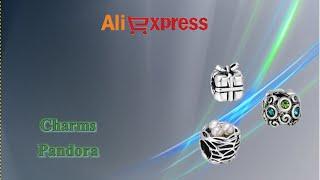 Aliexpress unboxing acquisti (71) - Charms bracialet Pandora silver 925 (ciondoli bracciale beads)