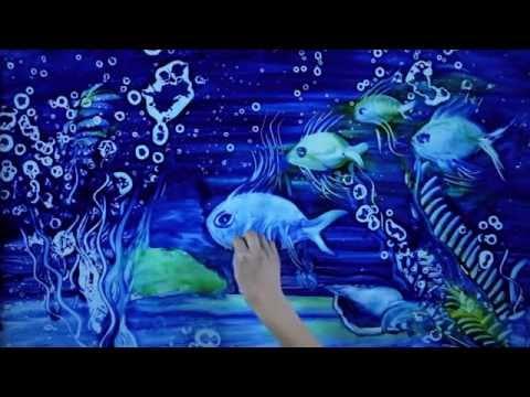 """""""Love the Planet"""" - film by Kseniya Simonova for the Foundation of King Mohammed IV of Morocco"""