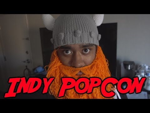 Download Youtube: INDY POPCON VLOG