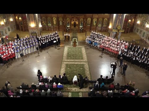 Сергиевский детский хоровой собор в Нижнем Новгороде