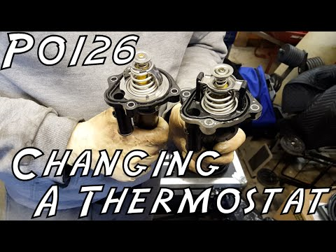 How To: Change Your Thermostat | Mazda 3