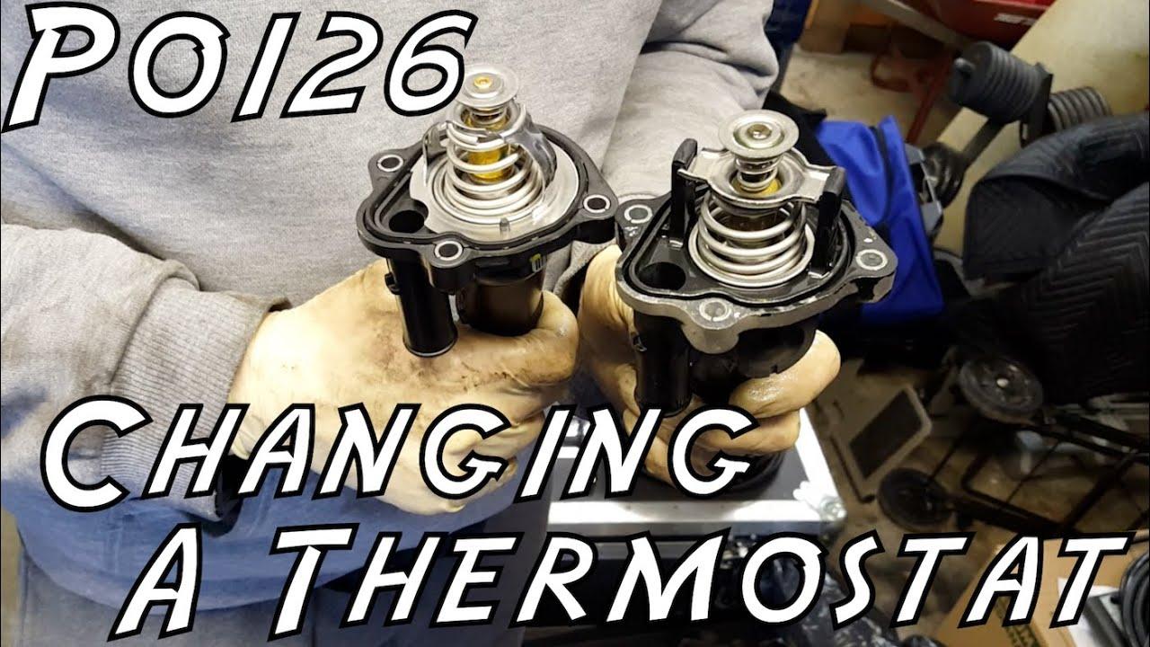 : Change Your Thermostat   Mazda 3 - YouTube