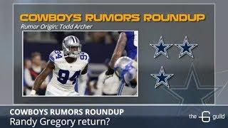 Cowboys Rumors: Randy Gregory Return, Earl Thomas Trade And Bringing Back Dez Bryant