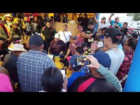 Blacklodge Vs Cozad @ Navajo Nation Fair 2017