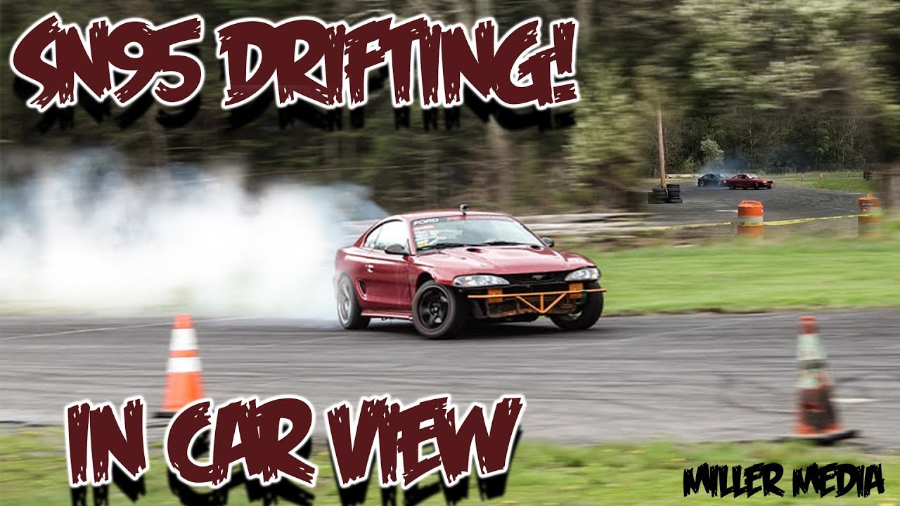 Car Kit Drifting Of New Lots Plus Angle Angle View Big in Sn95 Mustang