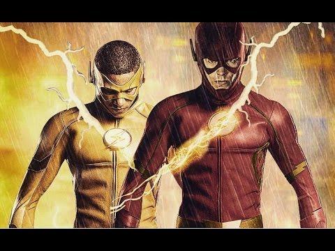 The Flash ⚡ Burn It Down [Skillet]
