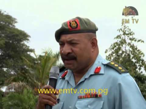 PNGDF health services to step up