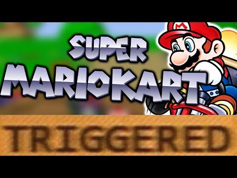 How Super Mario Kart TRIGGERS You!