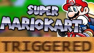 How Super Mario Kart TRIGGERS You!
