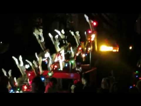 City of Torrance's Santa Visit 12/14/14