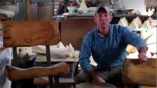 Learn How-to Make A Bar Chair By Mitchell Dillman