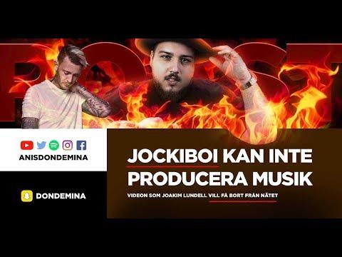JOCKIBOI kan inte PRODUCERA MUSIK I ROAST I (ft. Mikael Weermets)