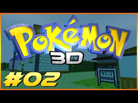 Pokemon 3D: First Person Gold & Silver ★ Episode 2 ★ [Version 0.53.2]