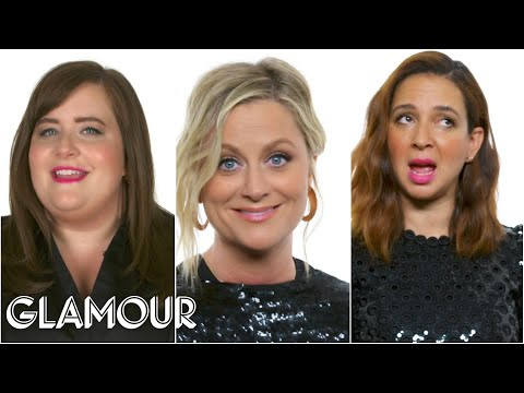 "The Women of SNL Give Each Other ""Senior Superlatives"" - Glamour"