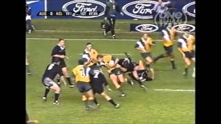98 Bledisloe Cup: Game 3 (JOHN EALES takes over kicking, CULLEN brilliance)