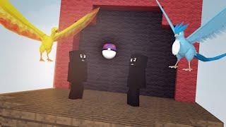Minecraft: Saphira Pokemon #15 - Master Ball ‹ AM3NlC ›