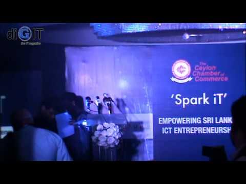 Spark IT - awards ceremony