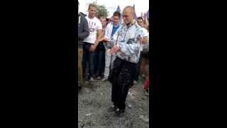 Gabber Dance Battle - Summerfestival 2013