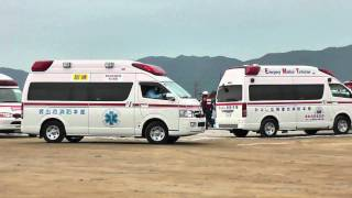 緊急消防援助隊合同訓練34