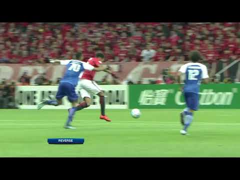 Rafael Silva's 88th minute goal for Urawa Red Diamonds