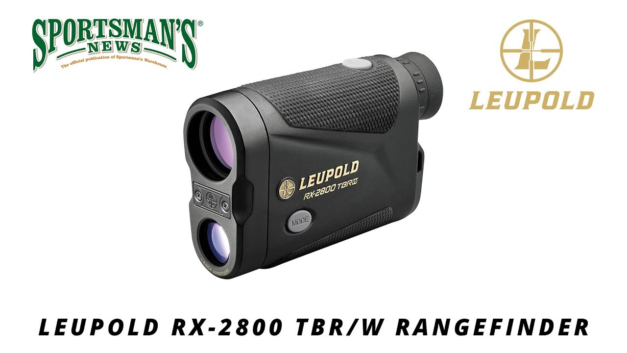 Leupold RX-2800 TBR/W Rangefinder