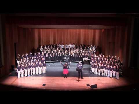 MPCS 3rd thru 12th Grade Choruses Christmas 2014