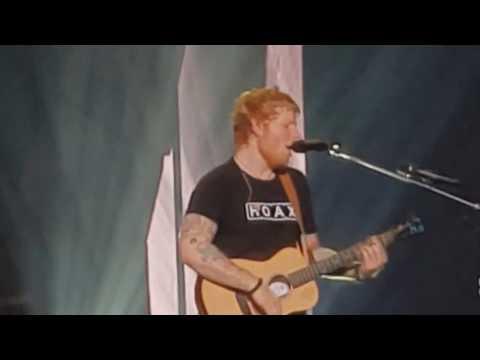 Ed Sheeran - 02 Arena - 01/05/2017
