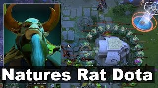Bulldog Imba Natures Rat - Alliance Vs Liquid Dota 2