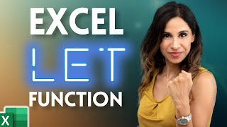 When You Should Uṡe the New Excel LET Function