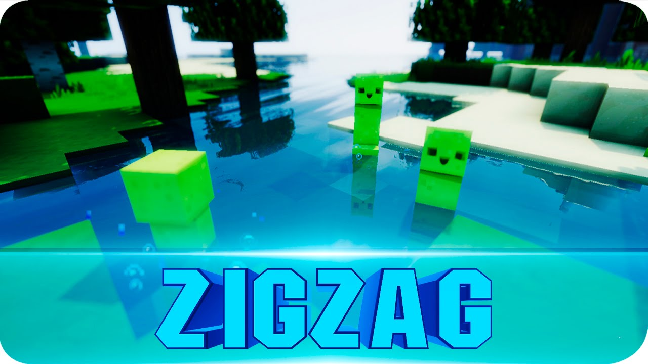 Minecraft Resource Pack Zigzag 128x128 Beautiful Texture Pack W