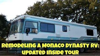 Remodeling a 93 Monaco Dynasty RV
