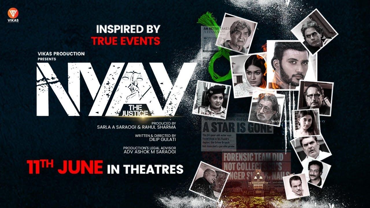 Nyay: The Justice- Official Teaser | Zuber K Khan, Shreya Shukla | Dilip  Gulati | 11th June 2021 - YouTube