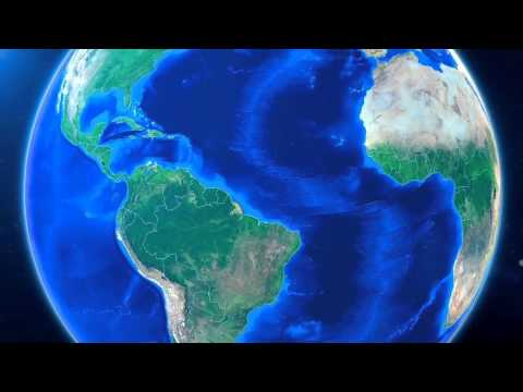 New after effects template world map earth zoom youtube gumiabroncs Image collections
