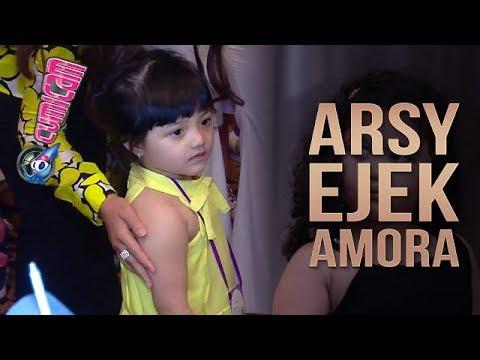 Diejek Arsy, Ini Ekspresi Mengejutkan Amora - Cumicam