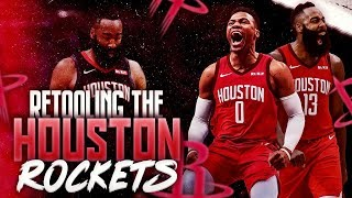 Russell Westbrook Houston Rockets Rebuild in NBA 2K19