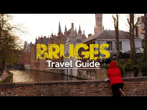 HOW TO TRAVEL BRUGES In 2019