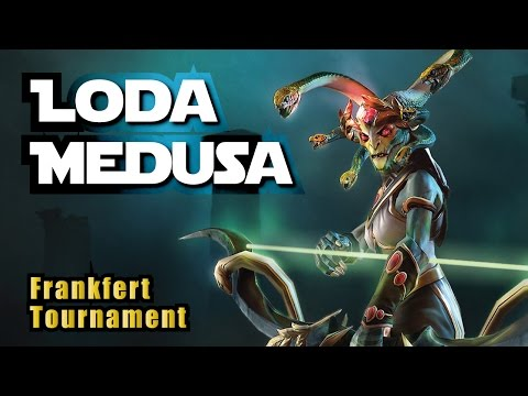 Loda Medusa Alliance vs CIS-R Frankfurt 2015 Full match