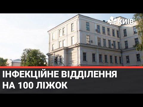 Телеканал Київ: Лікарня №18 готується приймати хворих на коронавірус