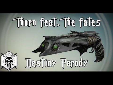 "Thorn feat. The Fates - Destiny Parody (""Torn"" by Natalie Imbruglia)"